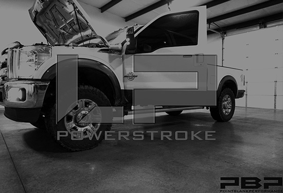 LP Build Powerstroke